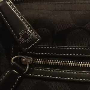 Coach Bags - Coach tiny purse used